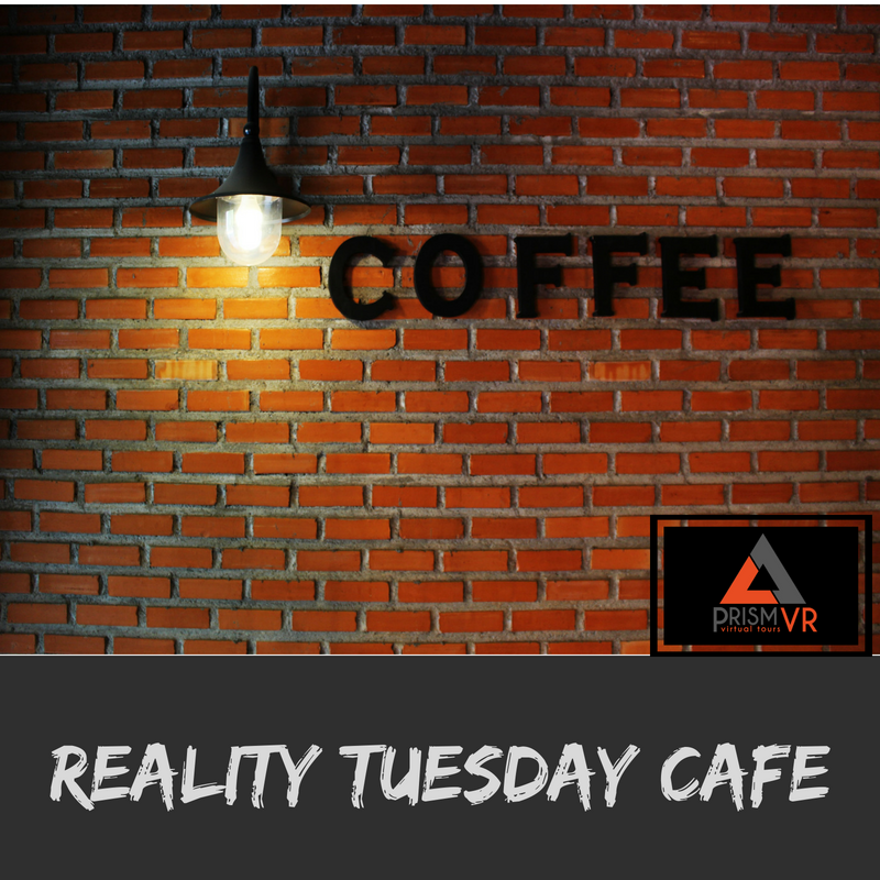 A Virtual Tour of Reality Tuesday Cafe
