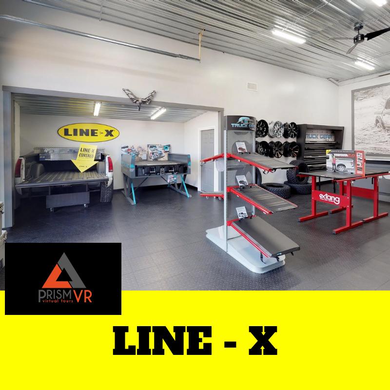 Line-x Virtual Tour