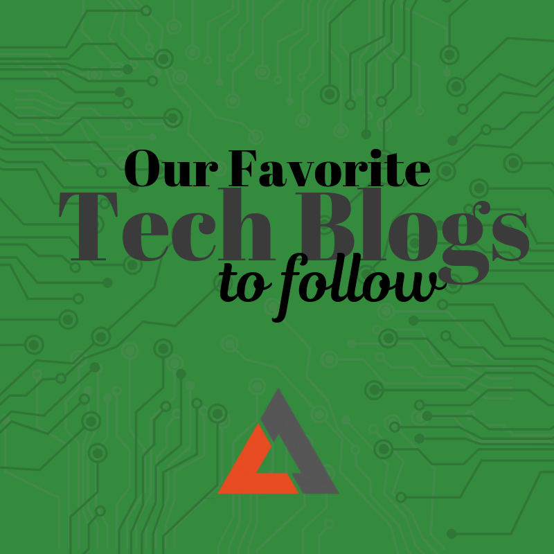 Our Favorite Tech Blogs to Follow