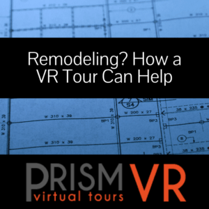Remodeling How a VR Tour Can Help
